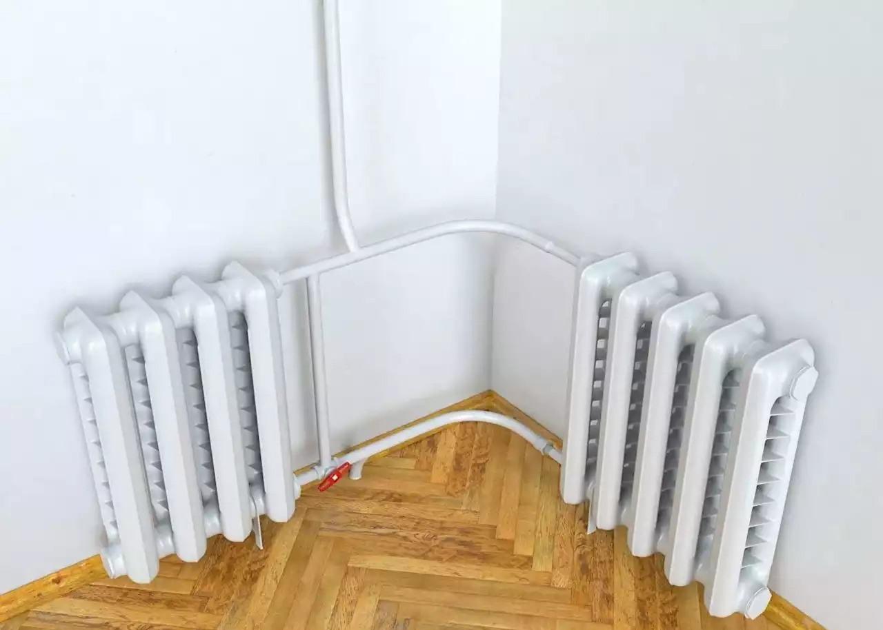 покраска радиаторов в сезон отопления