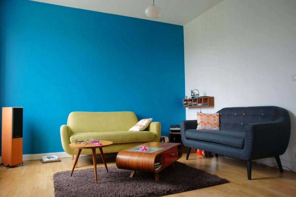 покраска стен латексной краской