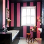покраска стен в ванной комнате идеи интерьер