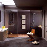покраска стен в ванной комнате фото вариантов