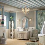 покраска стен в ванной комнате идеи варианты