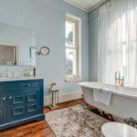 покраска стен в ванной комнате идеи вариантов