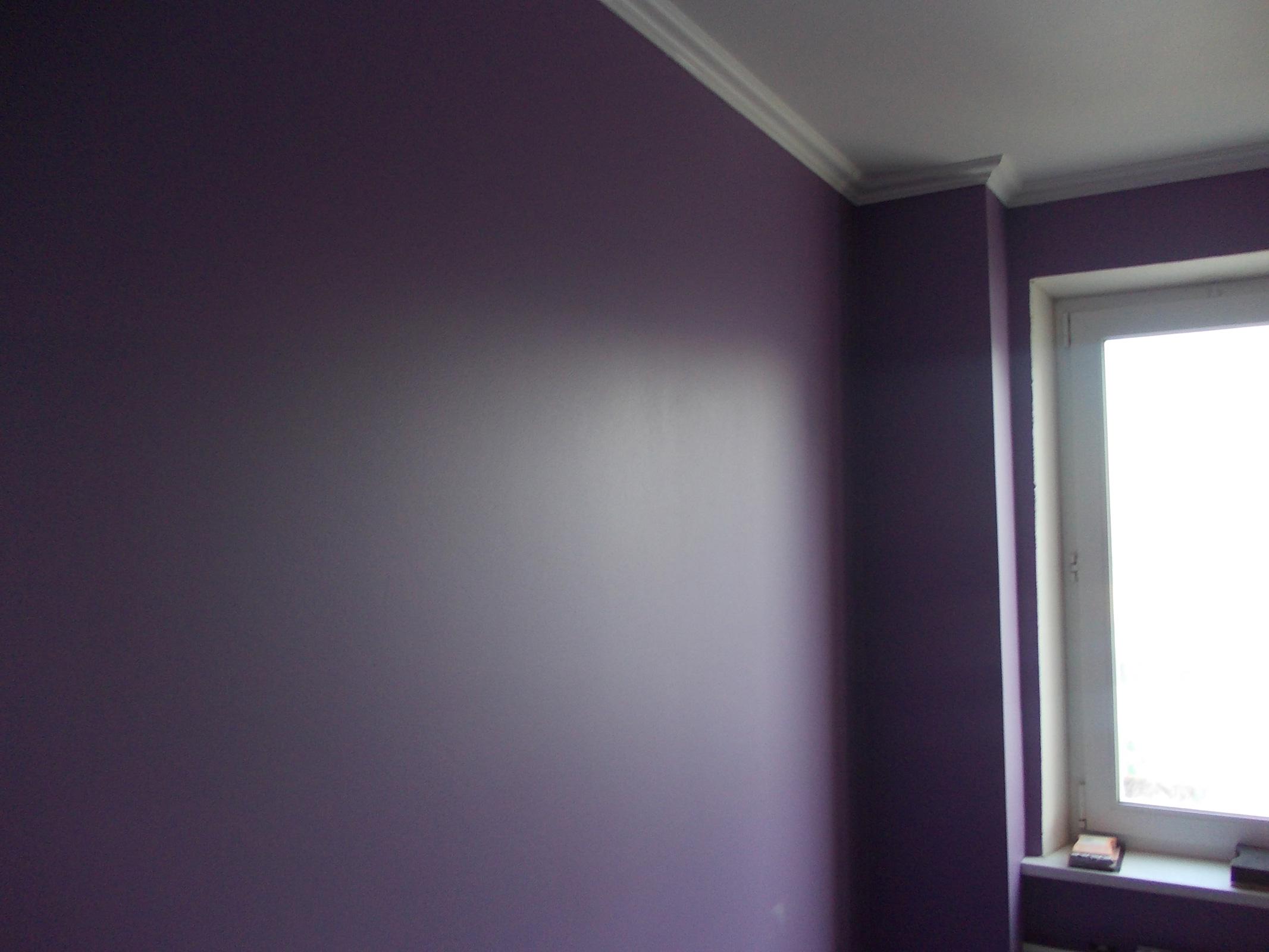 полуматовая краска для стен