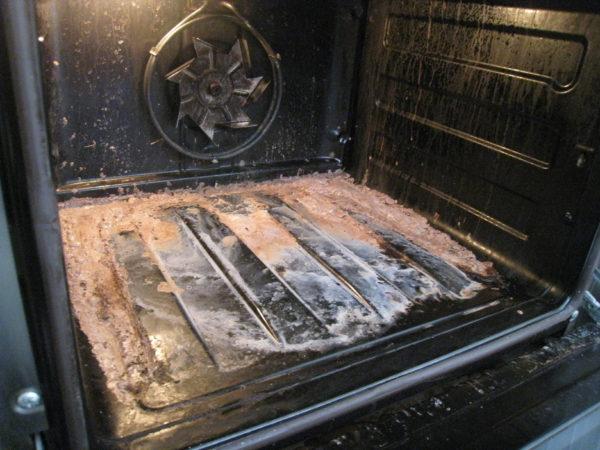 Специализированный порошок часто разработан для обеспечения очень мощного процесса очистки