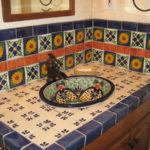 раковина с тумбой в ванную комнату идеи декор