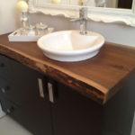 раковина с тумбой в ванную комнату фото идеи