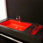 раковина с тумбой в ванную комнату дизайн фото