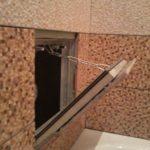 ревизионный люк в ванной