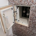 ревизионный люк в ванной фото декор