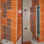 ревизионный люк в ванной интерьер идеи