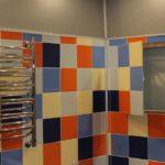 ревизионный люк в ванной дизайн