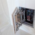 ревизионный люк в ванной дизайн фото