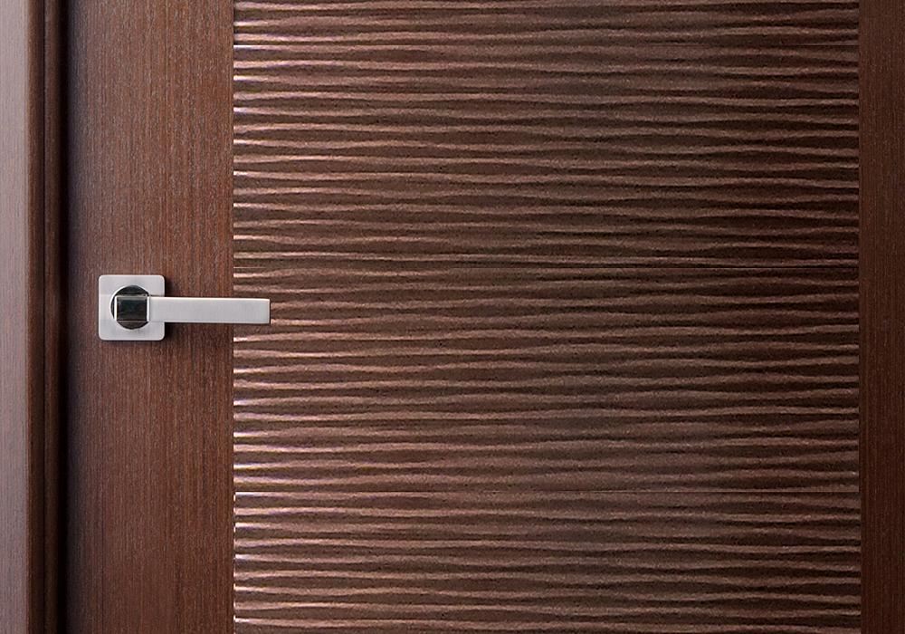 рифление двери