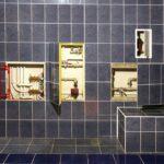 ревизионный люк в ванной декор фото