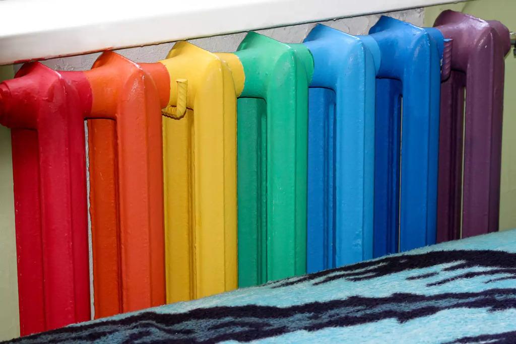 силиконовая краска для радиаторов