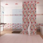 плитка для ванной комнаты фото варианты