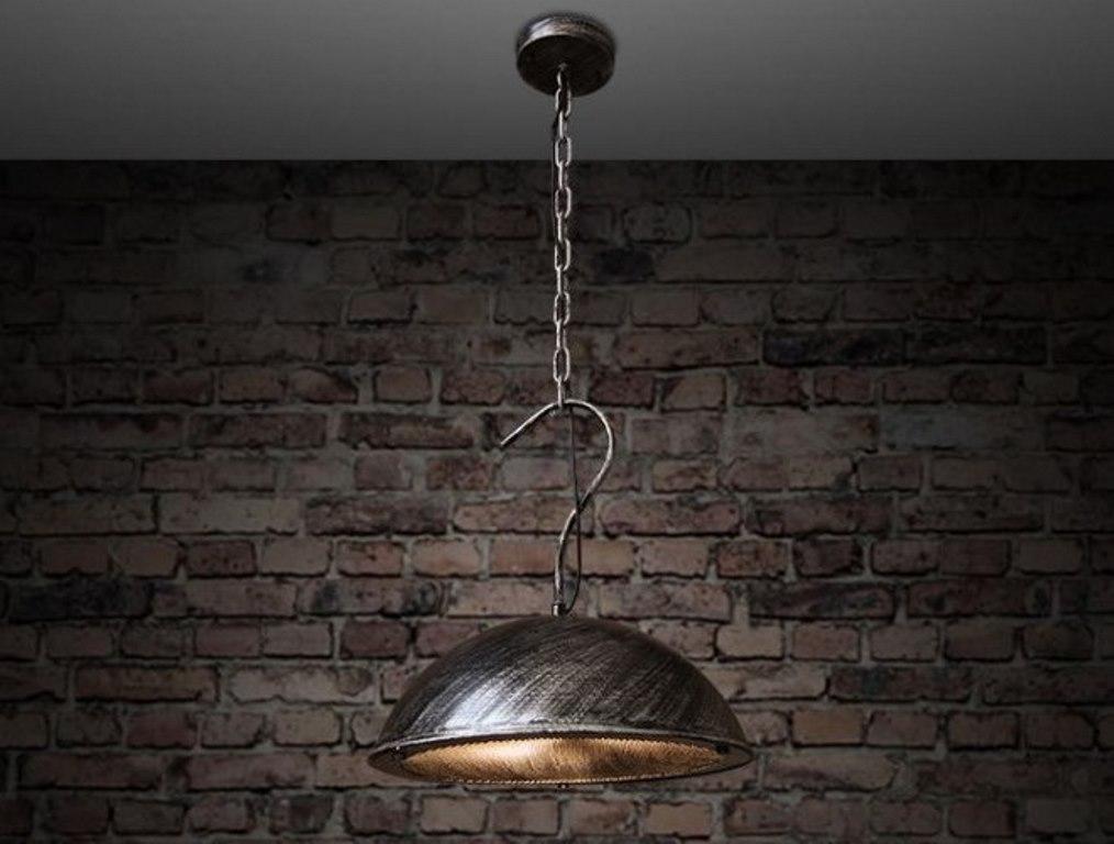 светильник лофт на цепи