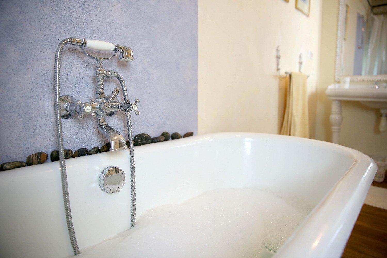 ванна после покраски