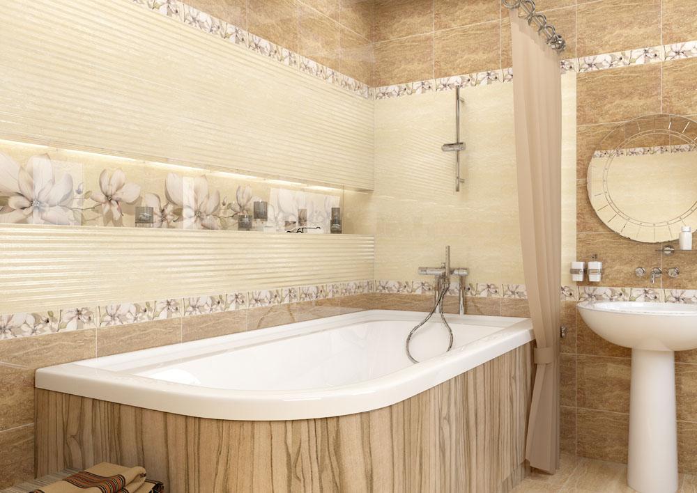ванна с экраном