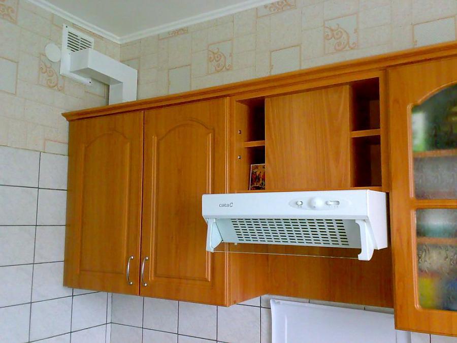 вентиляция на кухню