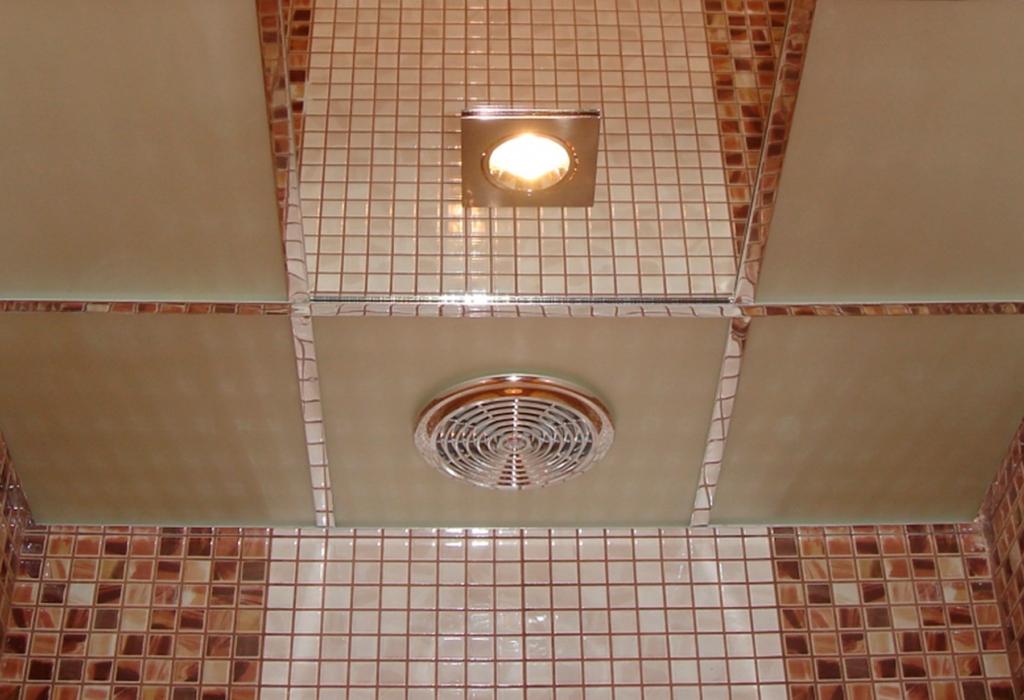 вентиляция в ванной дизайн