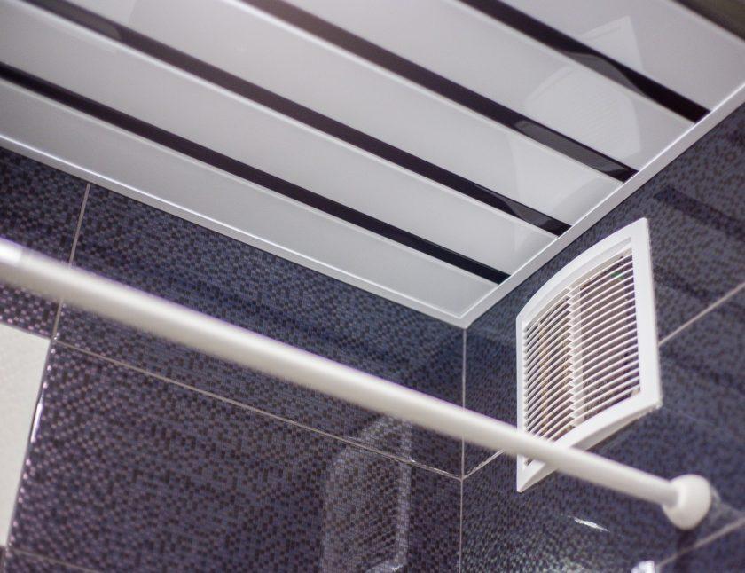вентиляция в ванной фото