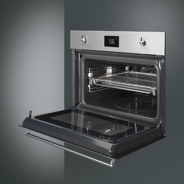 Прежде чем определить, чем можно отмыть духовку от жира и гари, вам необходимо выяснить конкретный тип плиты