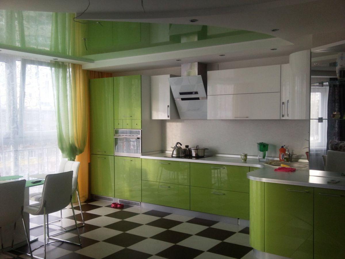 инспекторов кухня в зеленых оттенках фото начинаю орать что