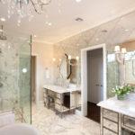 плитка для ванной комнаты виды оформления