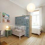 зонирование однокомнатной квартиры варианты идеи