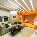 зонирование однокомнатной квартиры идеи вариантов
