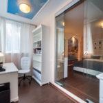 зонирование однокомнатной квартиры виды идеи