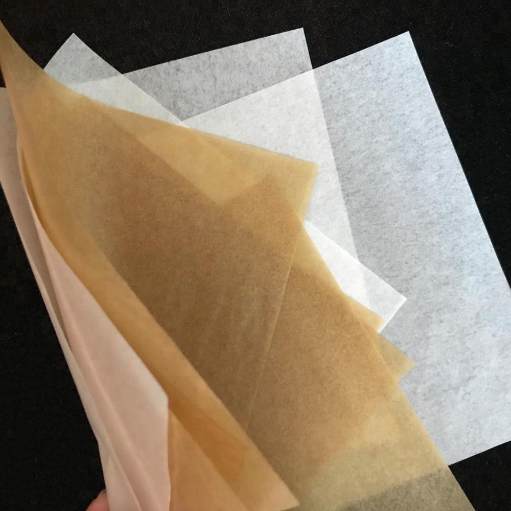 определение температуры в духовке бумагой