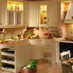 как оформить кухню в деревенском стиле