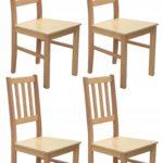 стандартные деревянные стулья