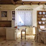 дизайн для кухни прованс