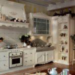 удачный дизайн кухни прованс