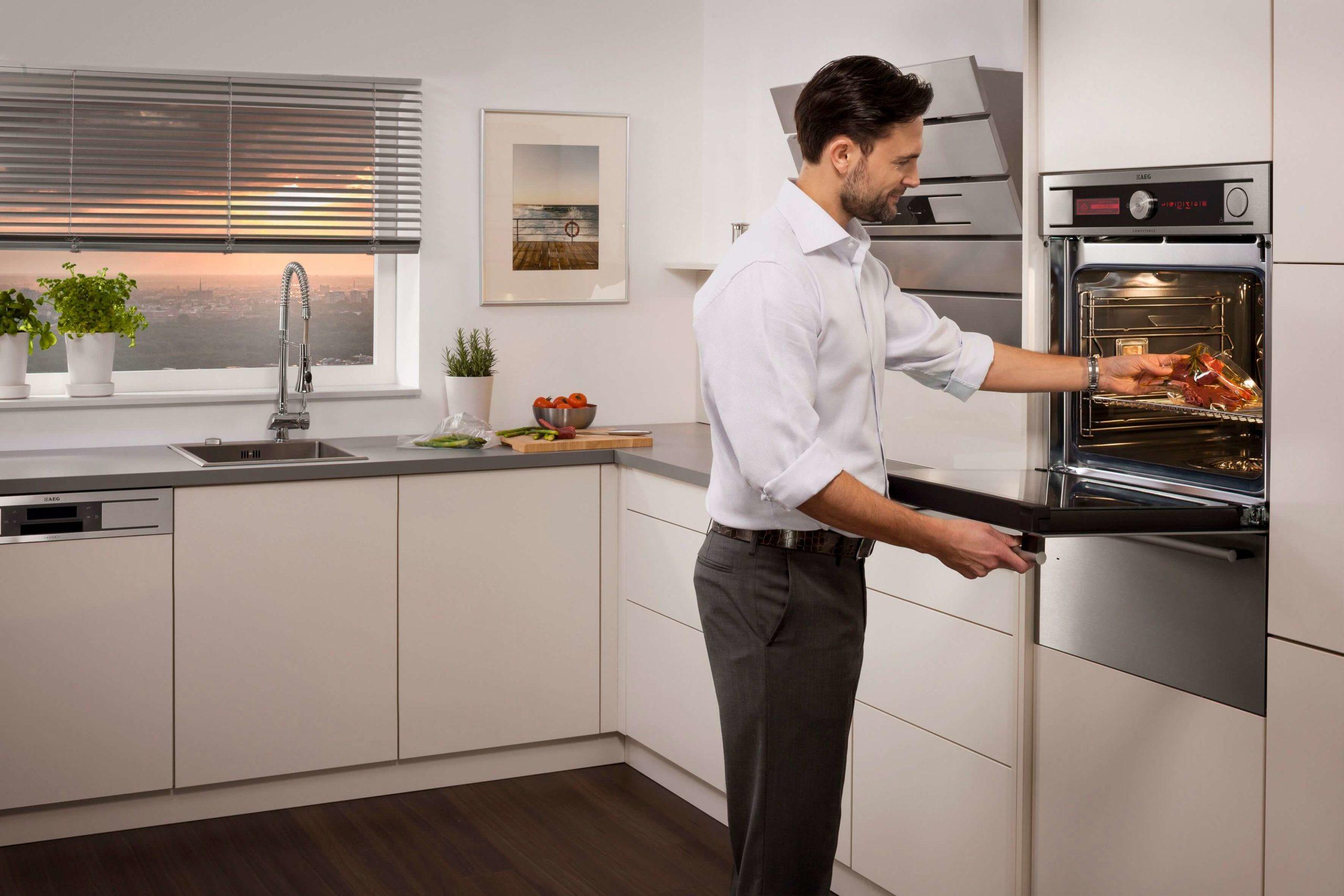 правила использования духовки