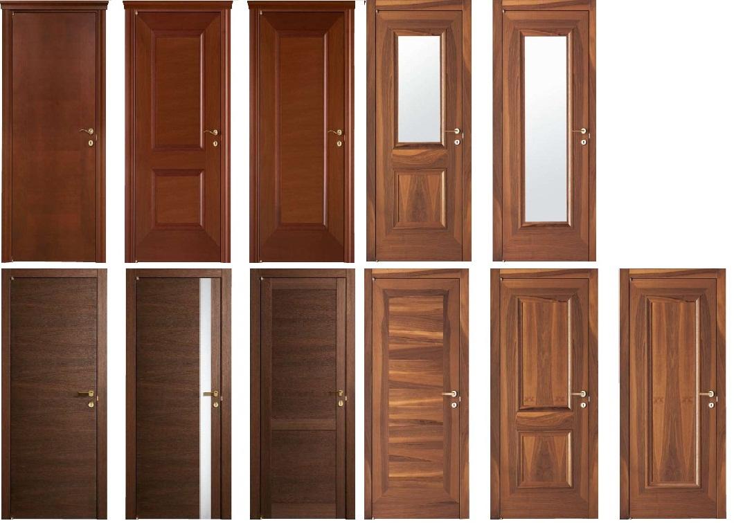 двери из фанеры