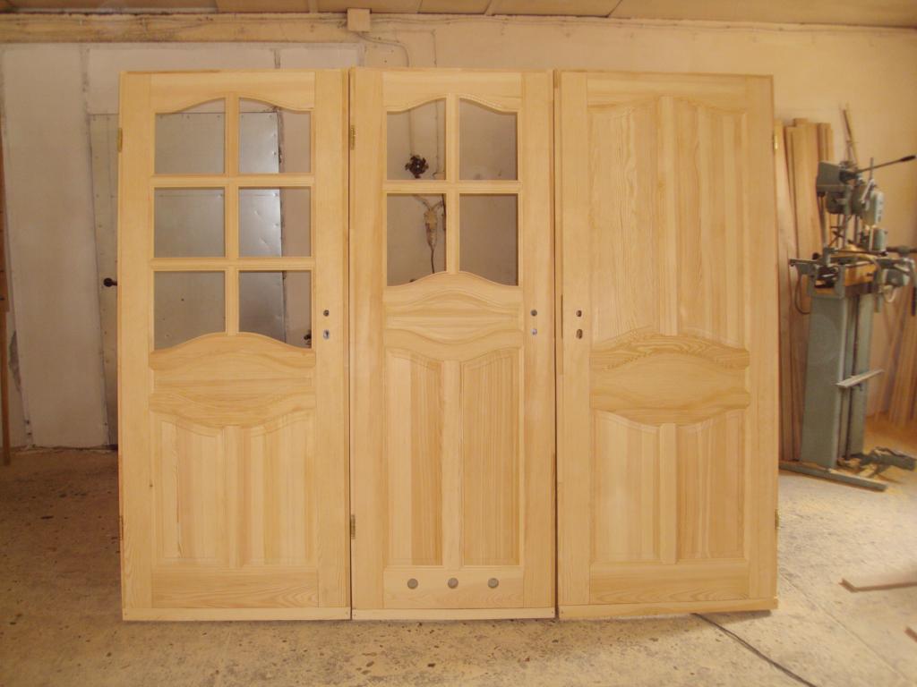 виды дверей