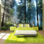 лесные пейзажи для спален