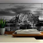 фотообои с животными для спальни