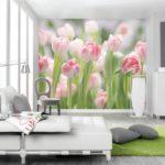 фотообои тюльпан