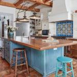 голубая средиземноморская кухня