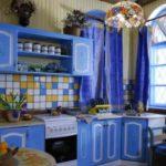 индиго кухня прованс