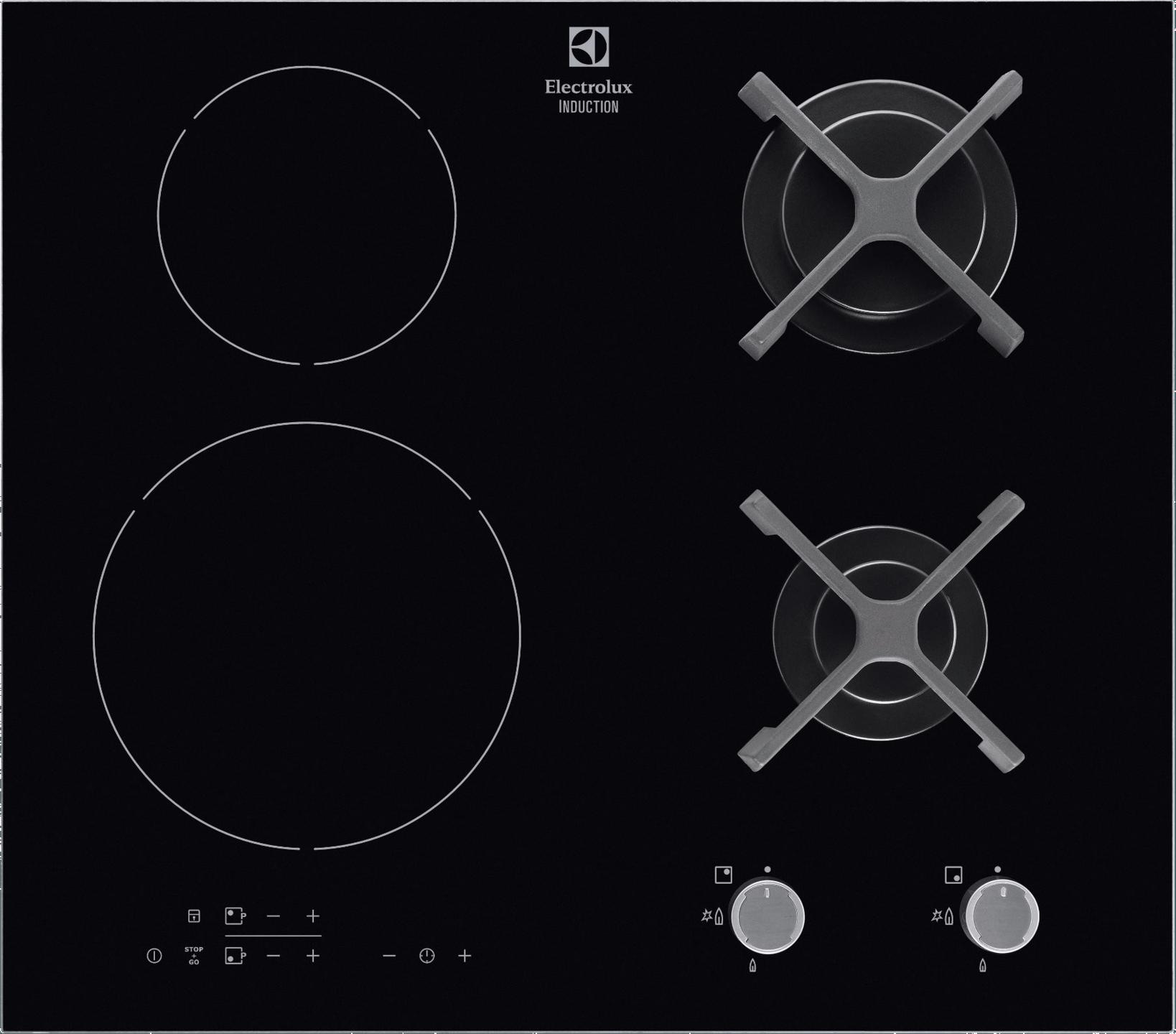 вид индукционной плиты