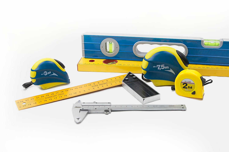 инструменты для измерения площади