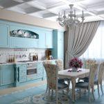 изысканная кухня прованс