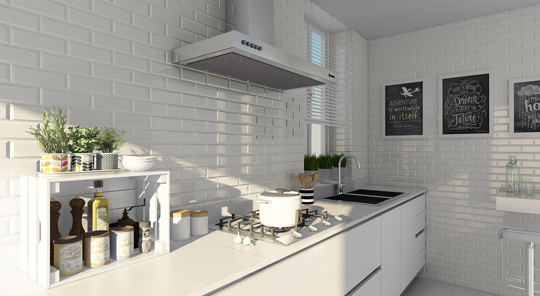 кабанчик на кухне модерн