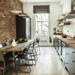 лофтовая плитка кабанчик для кухни
